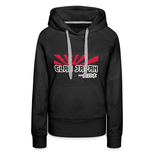 Clan Female Top - Women's Premium Hoodie
