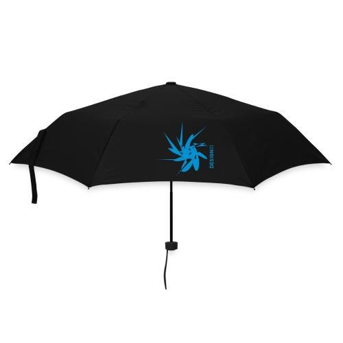 Blue Rain - Regenschirm (klein)