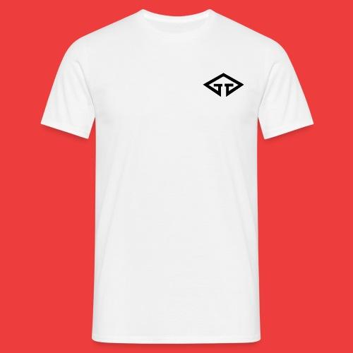 GymDudez Shirt Small Logo - Männer T-Shirt