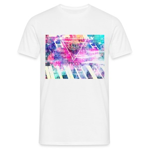 RBMC Bass 001 - Boys Tee White - Men's T-Shirt