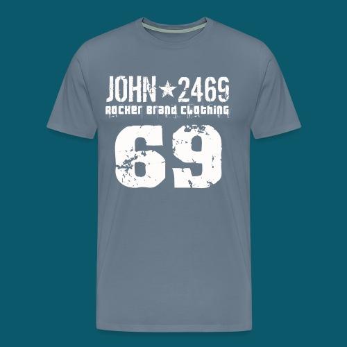 JOHN 2469 original t-shirt - Maglietta Premium da uomo
