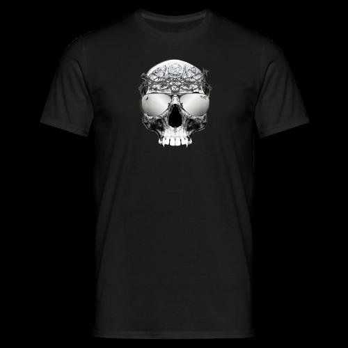 Skull Art JCB - T-shirt Homme
