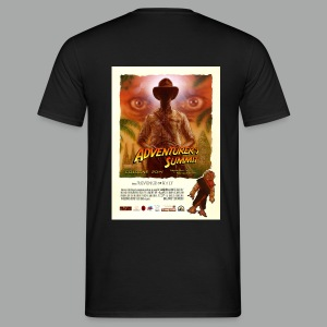 Adventurer's Summit Logo / Adventurer's Summit 2014 Poster - Männer T-Shirt