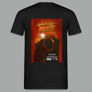 Adventurer's Summit Logo / Adventurer's Summit 2015 Poster - Männer T-Shirt