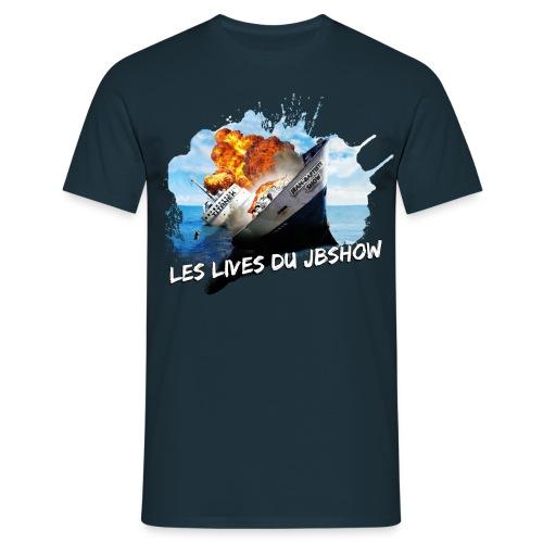 T-Shirt des Lives (Homme) - T-shirt Homme