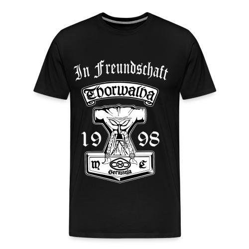 TW - bis 5XL In Freundschaft - Männer Premium T-Shirt