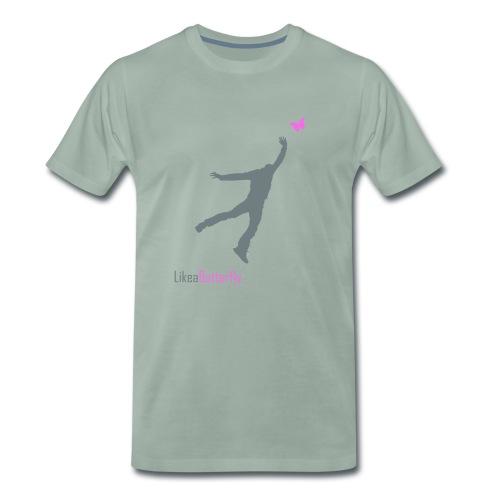 teeshirt envol - T-shirt Premium Homme