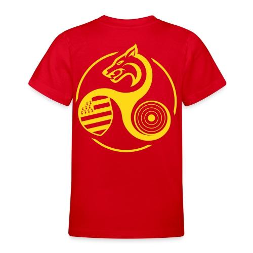 Tshirt ado - T-shirt Ado