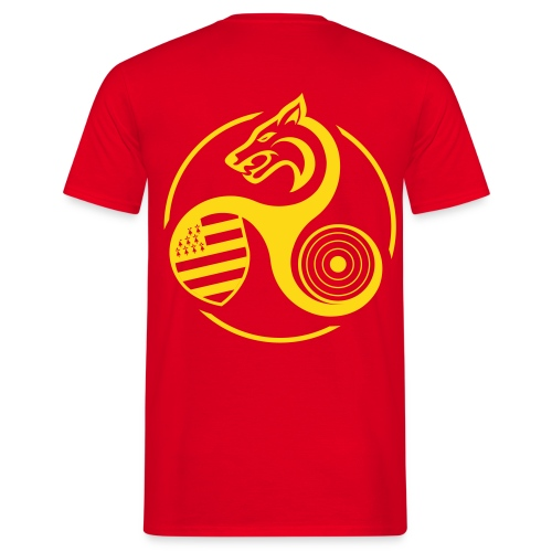 Tshirt pro homme b - T-shirt Homme