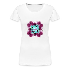 Glyphe Nautilus ♀ - Frauen Premium T-Shirt