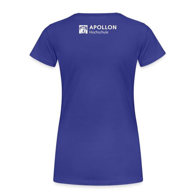 """Frauen Premium T-Shirt """"Organisationstalent"""""""