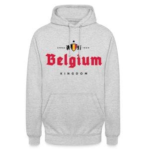 Belgium Beerdom - Hoodie unisex