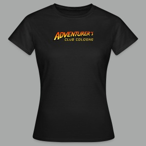 Adventurer's Club Cologne Logo - Frauen T-Shirt