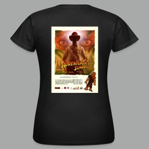 Adventurer's Summit Logo / Adventurer's Summit 2014 Poster - Frauen T-Shirt