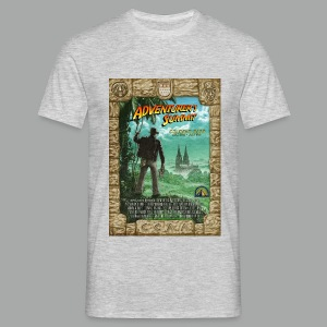 Adventurer's Summit 2009 Poster - Männer T-Shirt