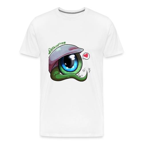 JackSepticEye Fan T-Shirt - Mannen Premium T-shirt