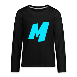Long sleeve teenager t-shirt - Teenagers' Premium Longsleeve Shirt