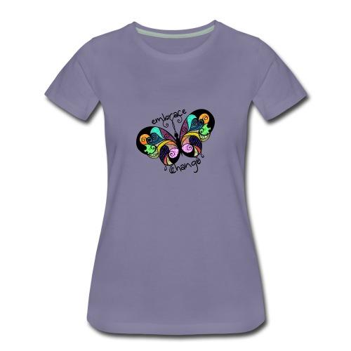 Embrace Change - Women's Premium T-Shirt