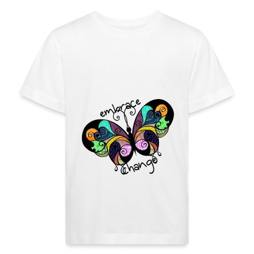 Embrace Change - Kids' Organic T-Shirt