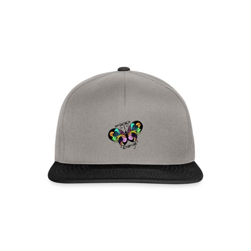 Embrace Change - Snapback Cap