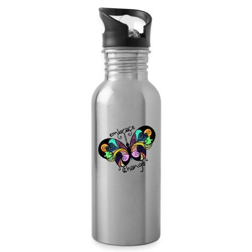 Embrace Change - Water Bottle
