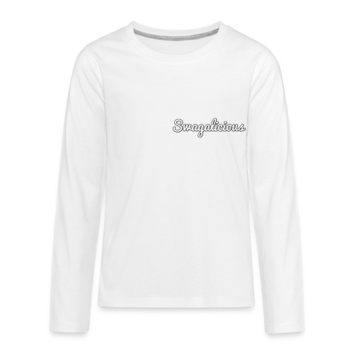 Teenager's Swagalicious Shirt - Teenagers' Premium Longsleeve Shirt