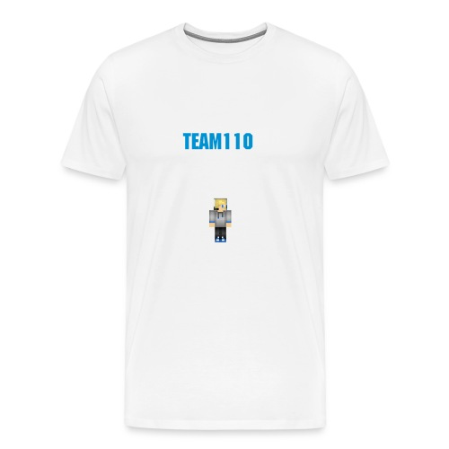 Team110 T-Shirt - Men's Premium T-Shirt