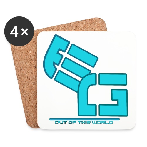 Ethereal Gaming Coster - Coasters (set of 4)