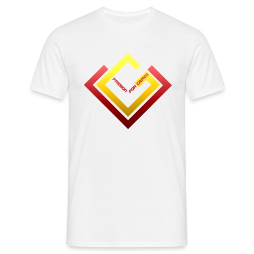 T-shirt kort mouwen Passion for games - Men's T-Shirt