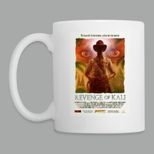 Adventurer's Club Cologne Logo / Revenge of Kali Poster - Tasse