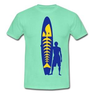 Surfer - surfeur - Men's T-Shirt