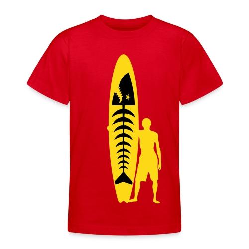 Surfer - surfeur - Teenage T-shirt