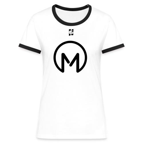 Women's Murky Jersey - Women's Ringer T-Shirt