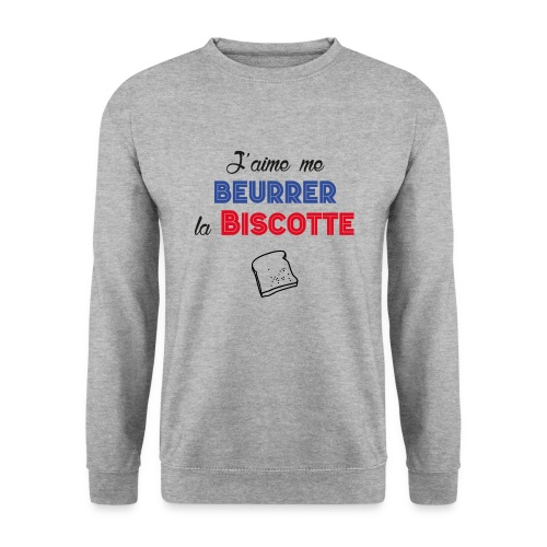 Sweat Homme La Biscotte - Sweat-shirt Homme