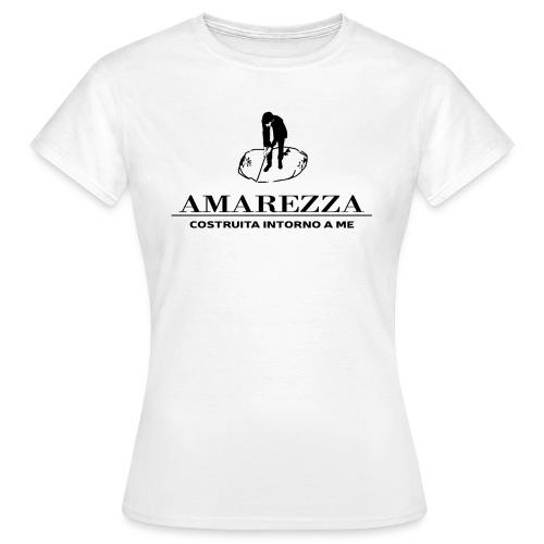 Amarezza donna 2016 - Maglietta da donna