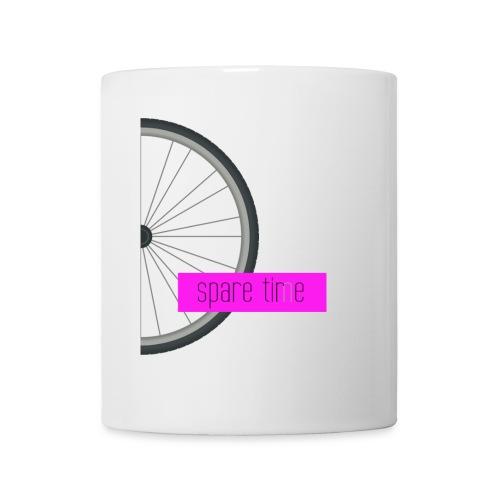 Spare Time kopp rosa - Kopp