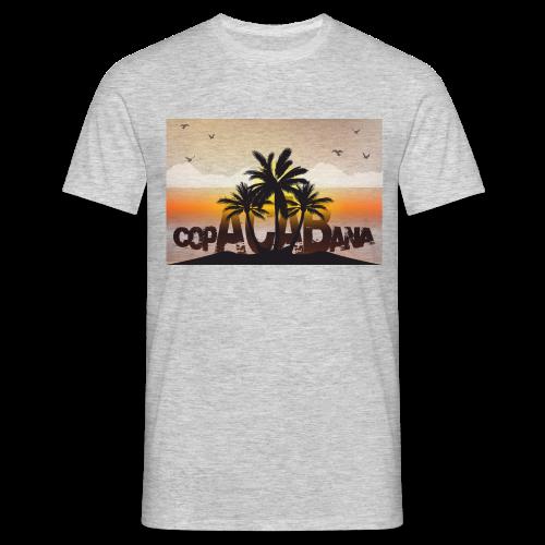 copACABana - Männer T-Shirt