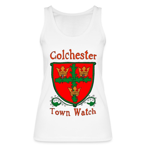 Colchester Town Watch  Women's Organic Tank Top - Women's Organic Tank Top by Stanley & Stella