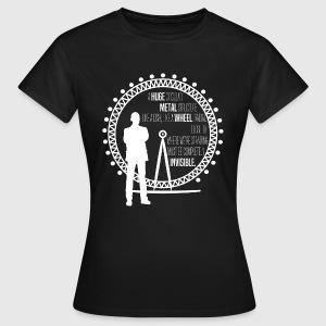 Looking For A Big Wheel T-Shirts - Frauen T-Shirt