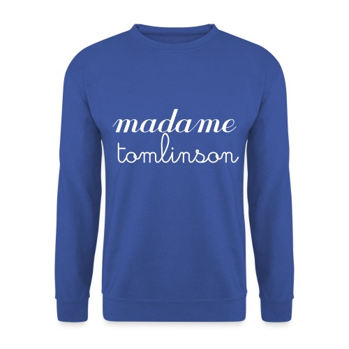 Madame Tomlinson - Sweat-shirt Homme