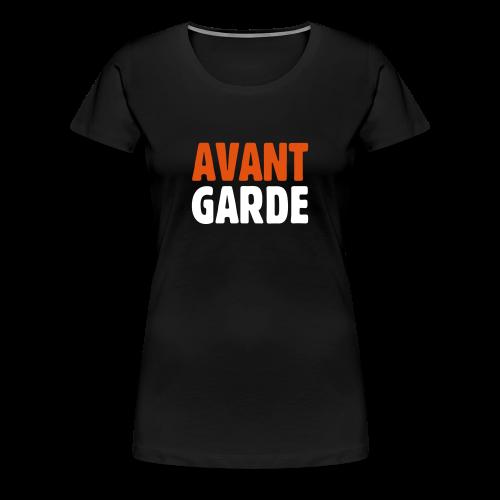 Avantgarde T-Shirt - Frauen Premium T-Shirt