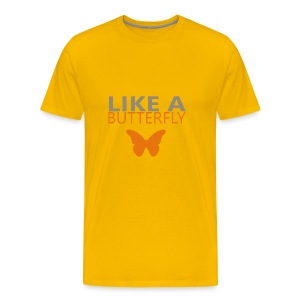 Like a butterfly - T-shirt Premium Homme