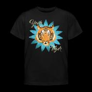 Tee shirts ~ Tee shirt Enfant ~ Your tiger vintage