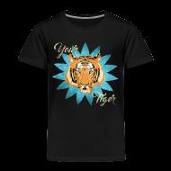 Tee shirts ~ T-shirt Premium Enfant ~ Your tiger vintage
