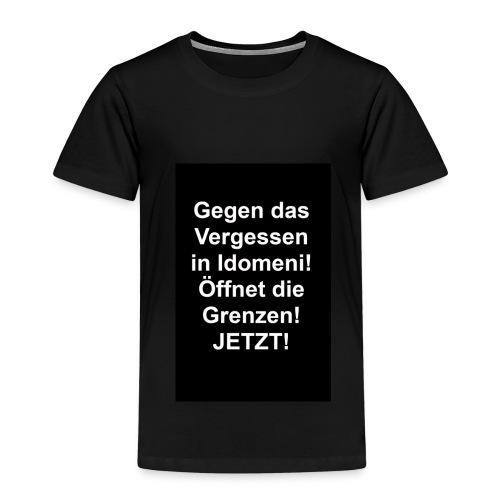 Gegen das Vergessen Kinder - Kinder Premium T-Shirt