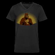 Tee shirts ~ Tee shirt Homme col V ~ Gorille Afrique