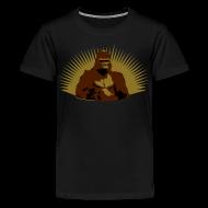 Tee shirts ~ T-shirt Premium Ado ~ Gorille Afrique