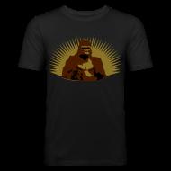 Tee shirts ~ Tee shirt près du corps Homme ~ Gorille Afrique