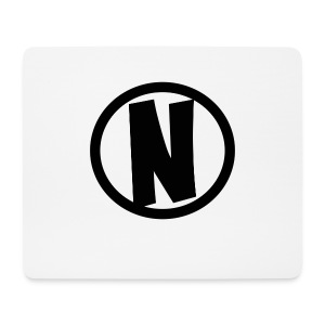 Nickz mouse mat - Mouse Pad (horizontal)