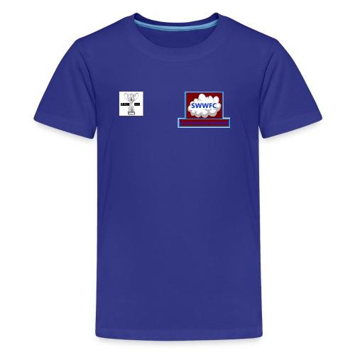 AWAY TEEN - Teenage Premium T-Shirt